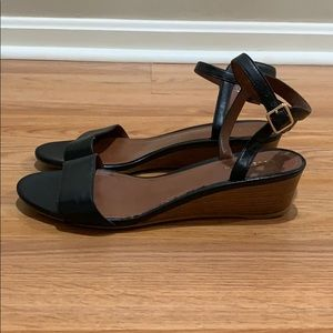 Cole Haan small wedge sandal
